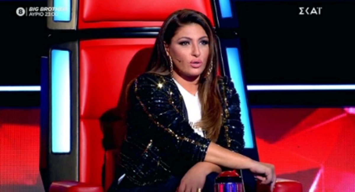 The Voice: Η απίστευτη ατάκα της Έλενας Παπαρίζου για τον κορονοϊό και την ηλικία της (video)