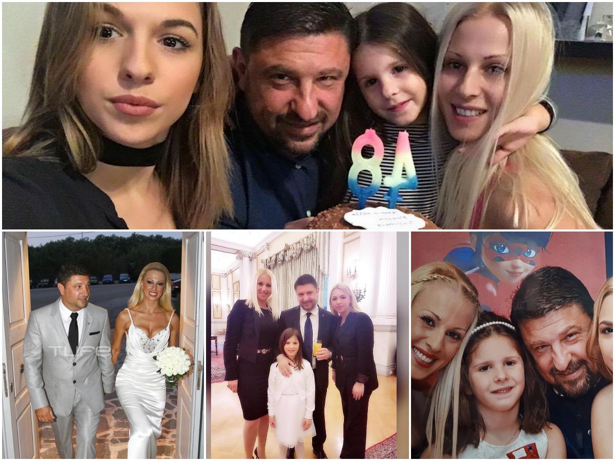 Nίκος Χαρδαλιάς: Γιορτάζει πάντα τα γενέθλιά του έχοντας κοντά τους τις γυναίκες της ζωής του, που είναι κούκλες! (pics)