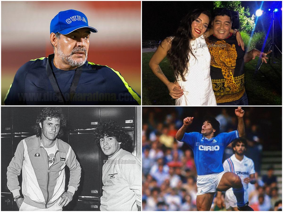 Ντιέγκο Μαραντόνα: Η πολυτάραχη ζωή του θρύλου του ποδοσφαίρου! Ο γάμος με την παιδική φίλη του, ο εθισμός στα ναρκωτικά και τα οκτώ παιδιά (pics)