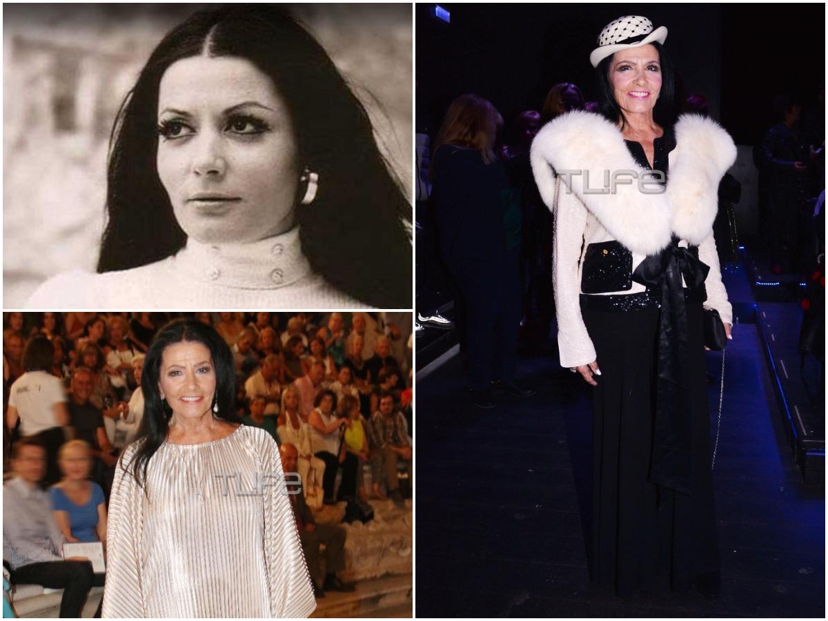 """Ζωζώ Σαπουντζάκη: 9 """"επικές"""" και glam εμφανίσεις της σε κοσμικά events! Φωτογραφίες"""
