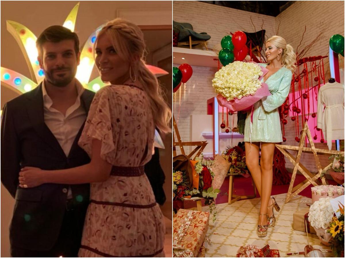 Κατερίνα Καινούργιου: Έτσι πέρασε την ημέρα της γιορτής της, με τον σύντροφό της Φίλιππο Τσαγκρίδη! (video)