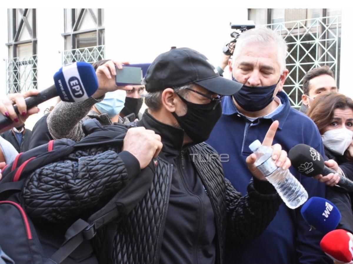 Νότης Σφακιανάκης: Είχε συλληφθεί και στο παρελθόν για οπλοφορία  (video)