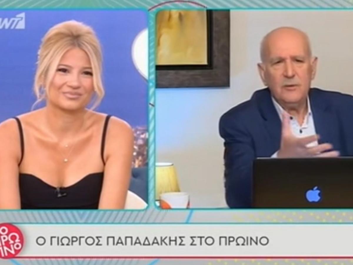 """Φαίη Σκορδά: """"Μπορώ εγώ που είμαι παρουσιάστρια να ξέρω;"""" – Τι απαντά για το εμβόλιο του κορονοϊού; (video)"""