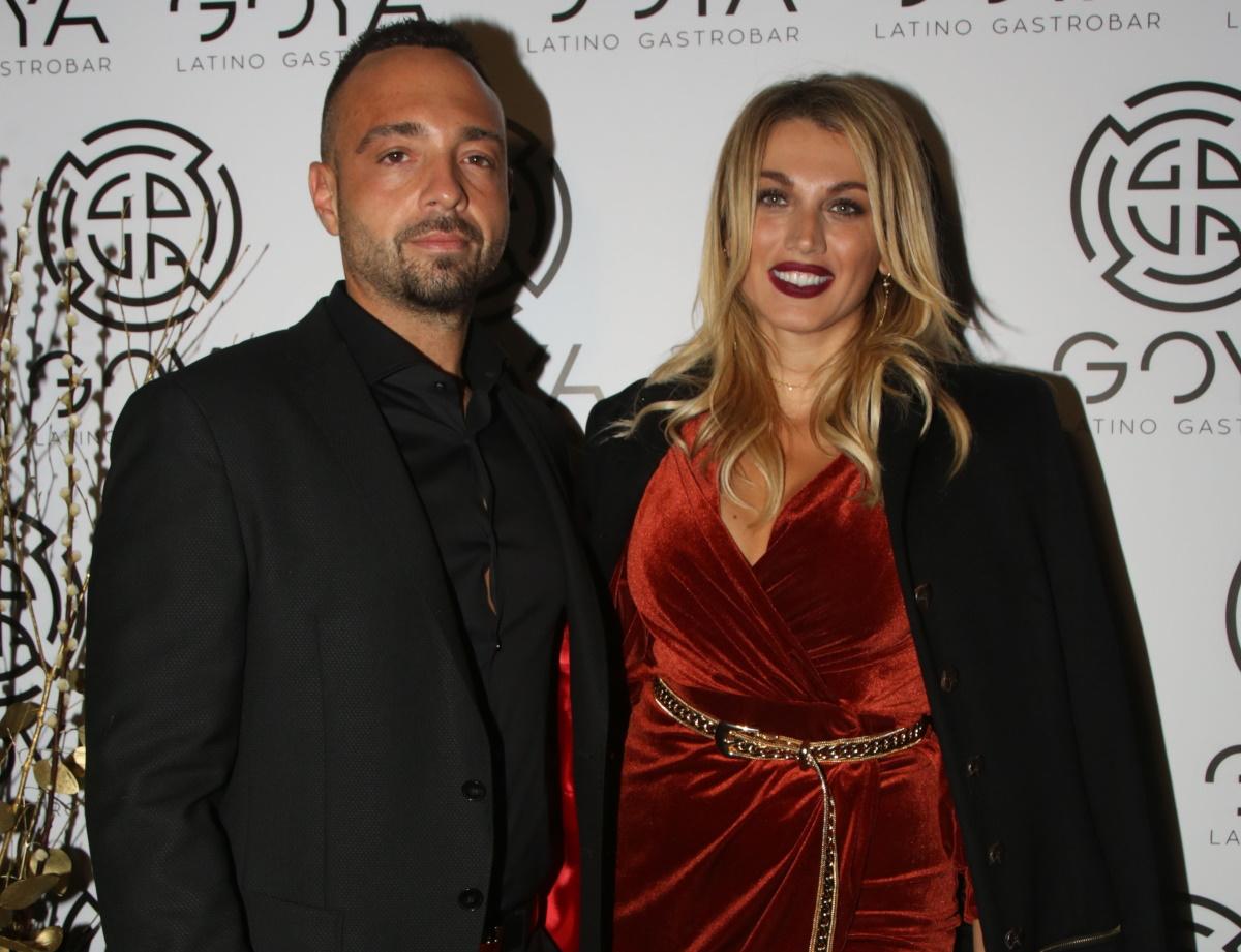 Κωνσταντίνα Σπυροπούλου: Το γεύμα που απόλαυσε με τον σύντροφό της Βασίλη Σταθοκωστόπουλο