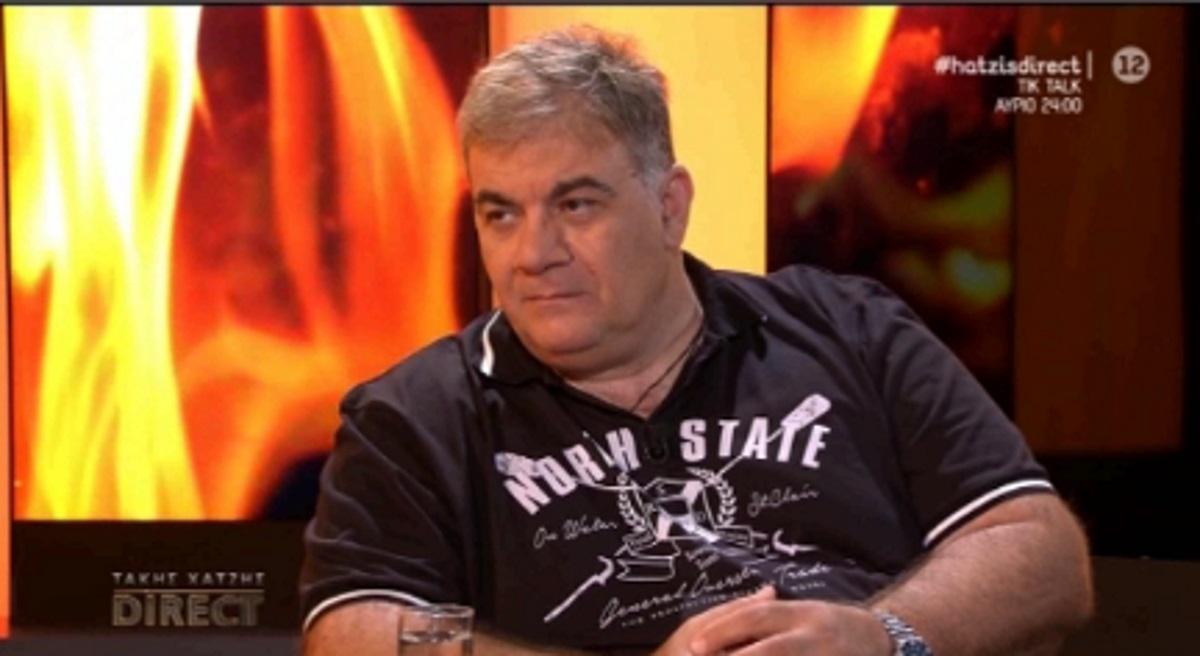 "O Δημήτρης Σταρόβας εξομολογείται: ""Ο πατέρας μου εγκατέλειψε τη μητέρα μου, όταν έμαθε ότι είναι έγκυος…"" (video)"