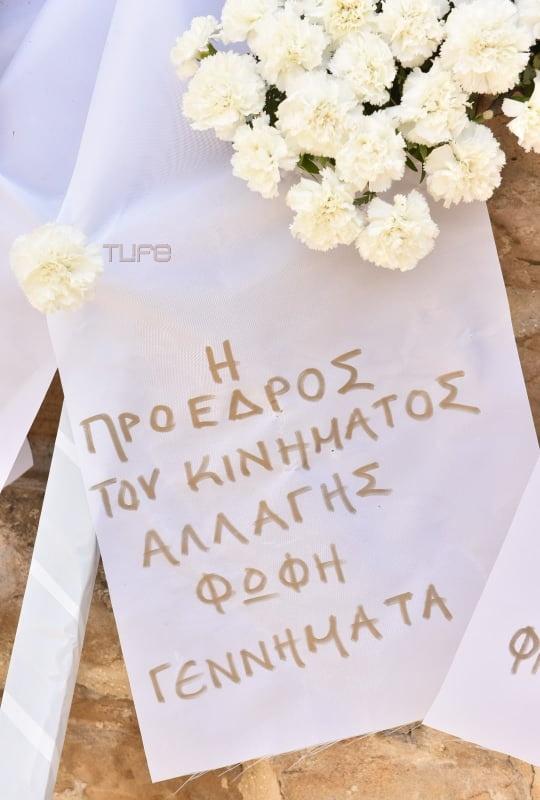 Κλεάνθης Τσιρώνης: Αυτή την ώρα η κηδεία του στον Ελαιώνα, με αυστηρά μέτρα ασφαλείας για τον κορονοϊό