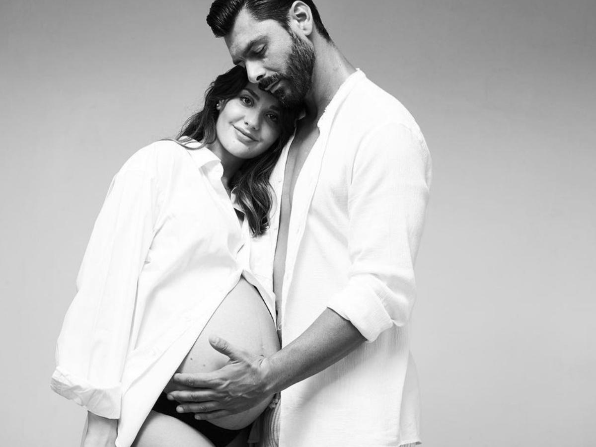 Γέννησε η Σιντορέλα Τόλη! Η πρώτη φωτογραφία της νικήτριας του GNTM με το μωρό της