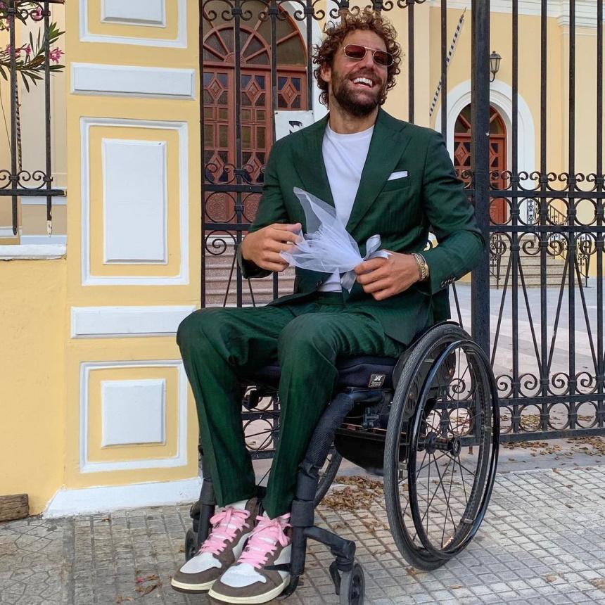 Θύμα διάρρηξης ο Αντώνης Τσαπατάκης - Τι δηλώνει στο TLIFE o γνωστός παραολυμπιονίκης