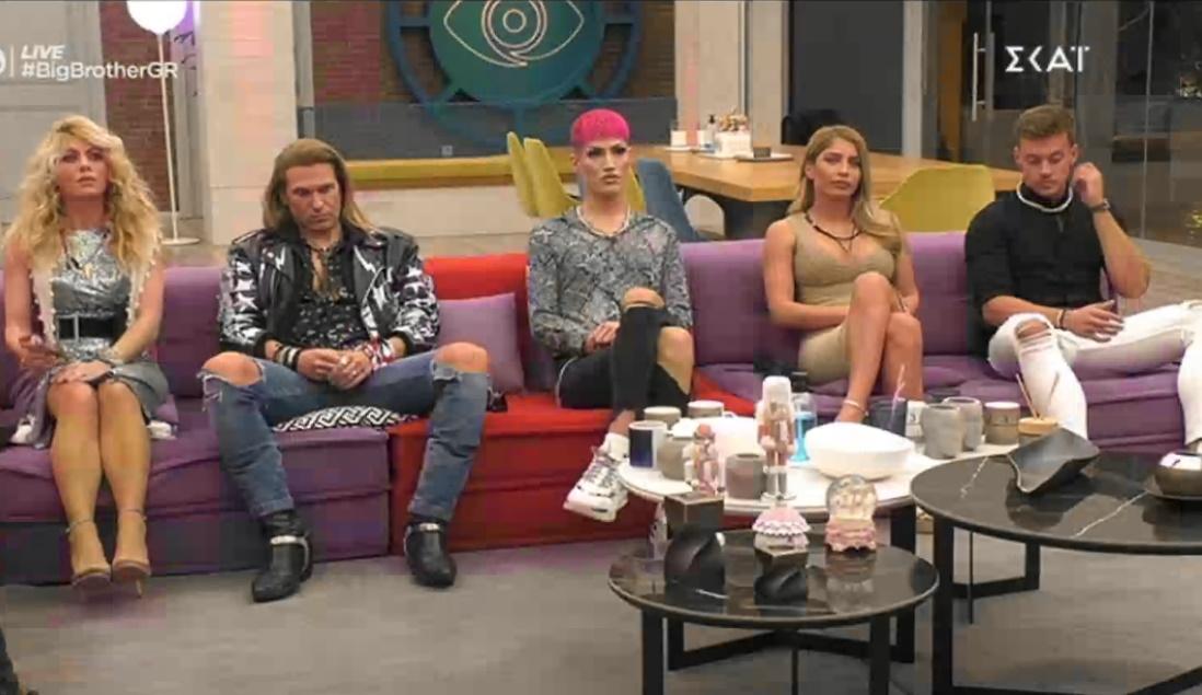 Big Brother: Αυτοί είναι οι δυο παίκτες που αποχώρησαν από τον ημιτελικό! Βίντεο