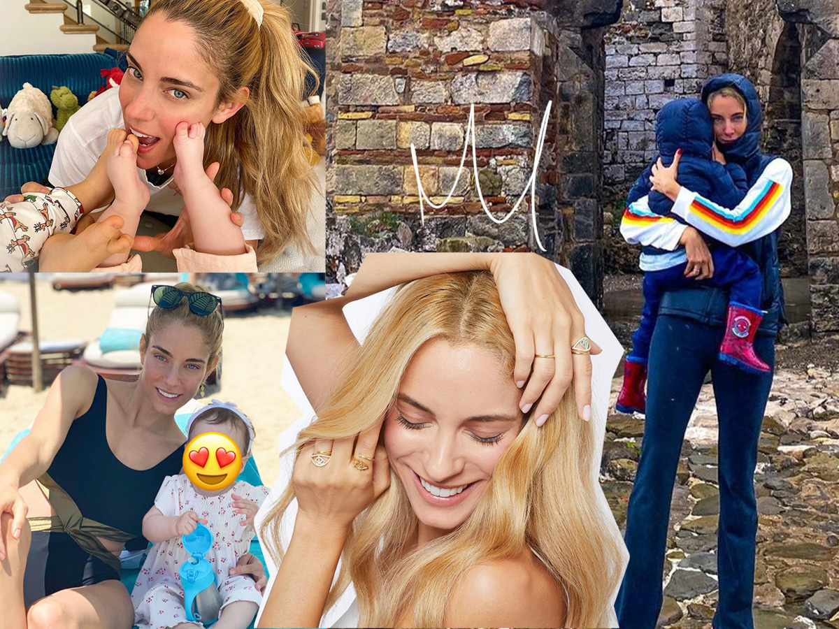 Δούκισσα Νομικού: Η πιο αφοσιωμένη μανούλα της showbiz κάνει τηλεοπτικό comeback! 10+5 τρυφερές φωτογραφίες με τα παιδιά της