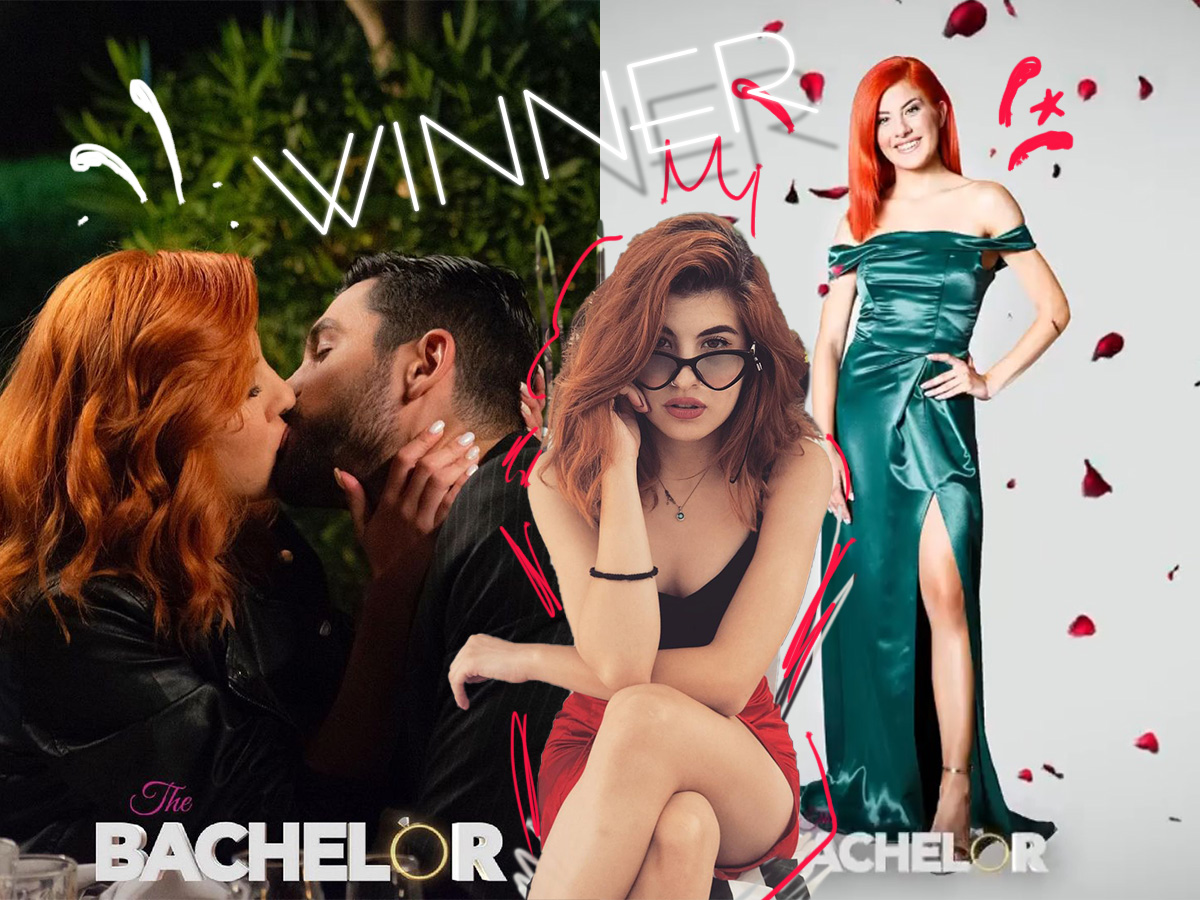 The Bachelor: Μεγάλη νικήτρια η Νικόλ! Ποια είναι η 21χρονη cheerleader που κέρδισε την καρδιά του Παναγιώτη Βασιλάκου (pics,vid)