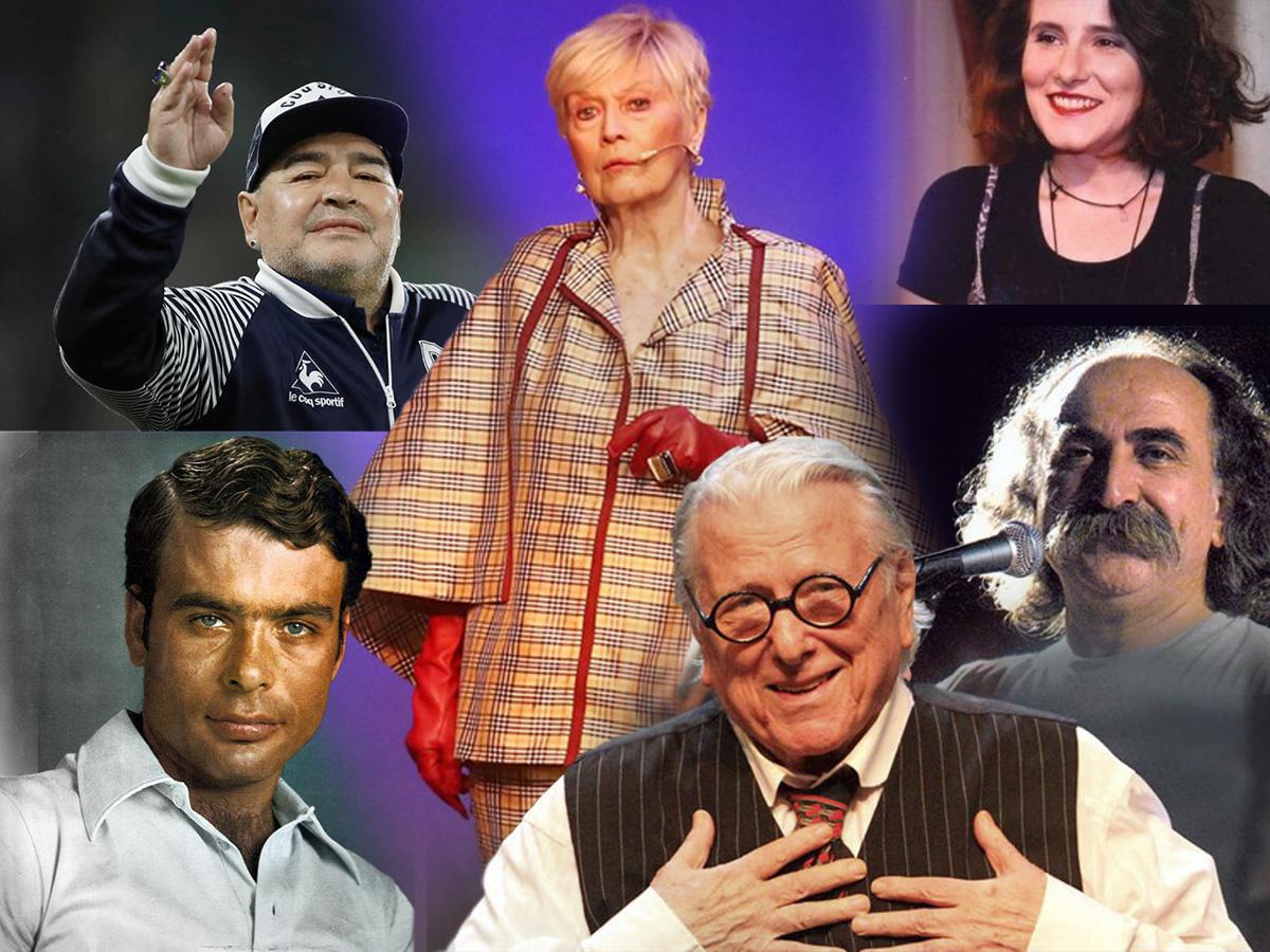 Ανασκόπηση: Οι διάσημοι που έφυγαν από τη ζωή το 2020