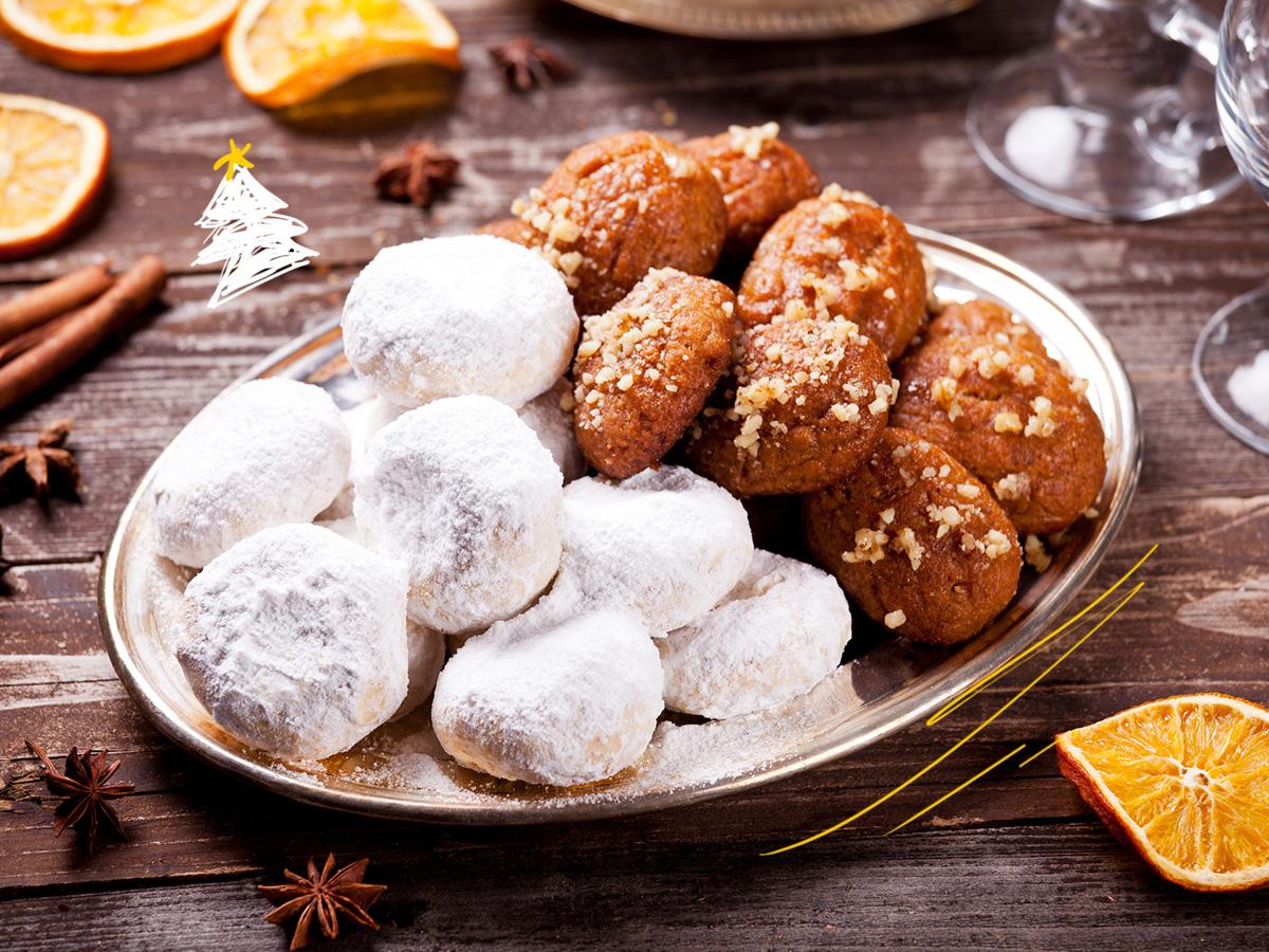 Χριστουγεννιάτικα γλυκά: Πόσες θερμίδες έχουν; Όσα πρέπει να γνωρίζεις…