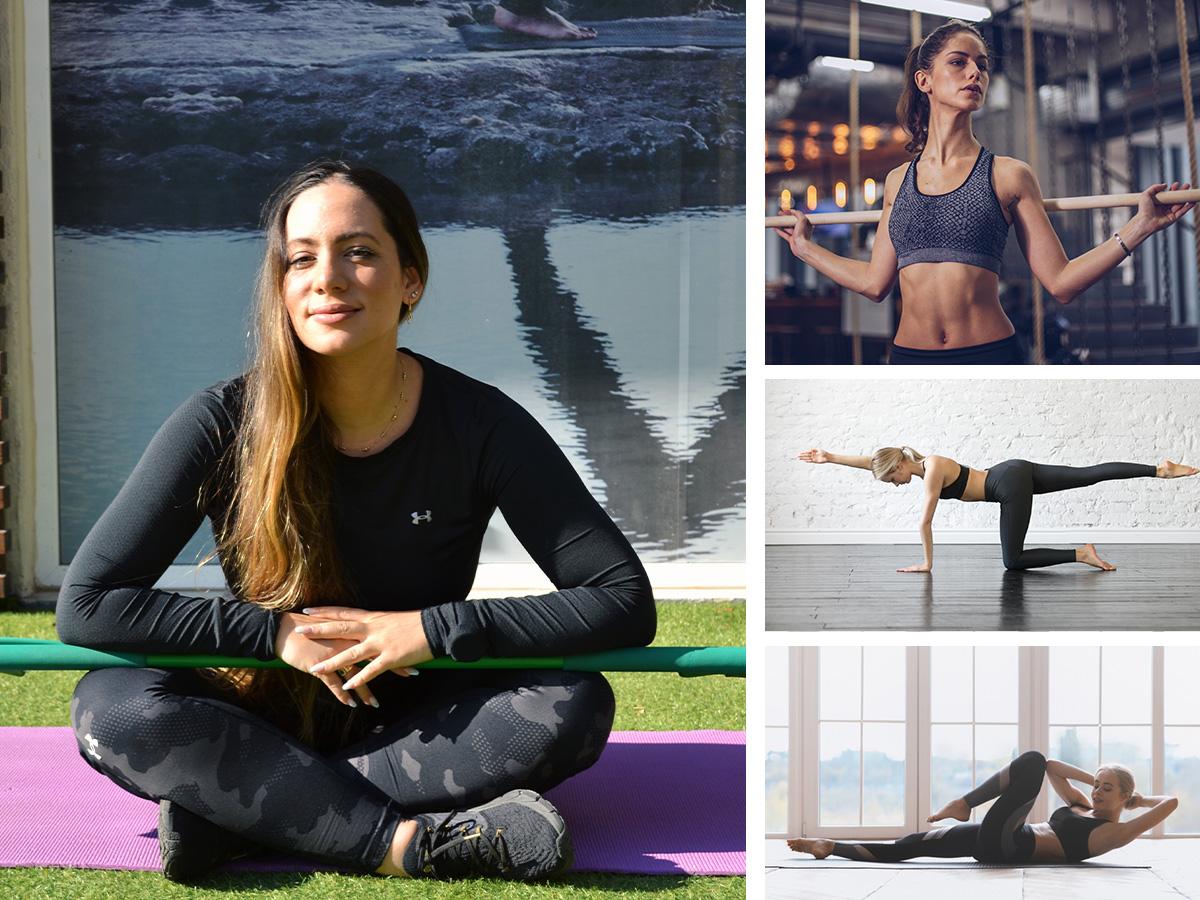 Γυμναστική στο σπίτι: 5 ασκήσεις για όλο το σώμα με ένα μόνο… σκουπόξυλο!