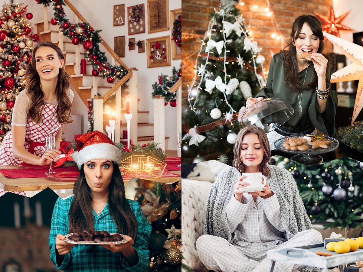 Χριστούγεννα στο σπίτι: Οι συμβουλές και τα tips της διαιτολόγου που θα χρειαστούμε αυτές τις μέρες για να μην πάρουμε κιλά