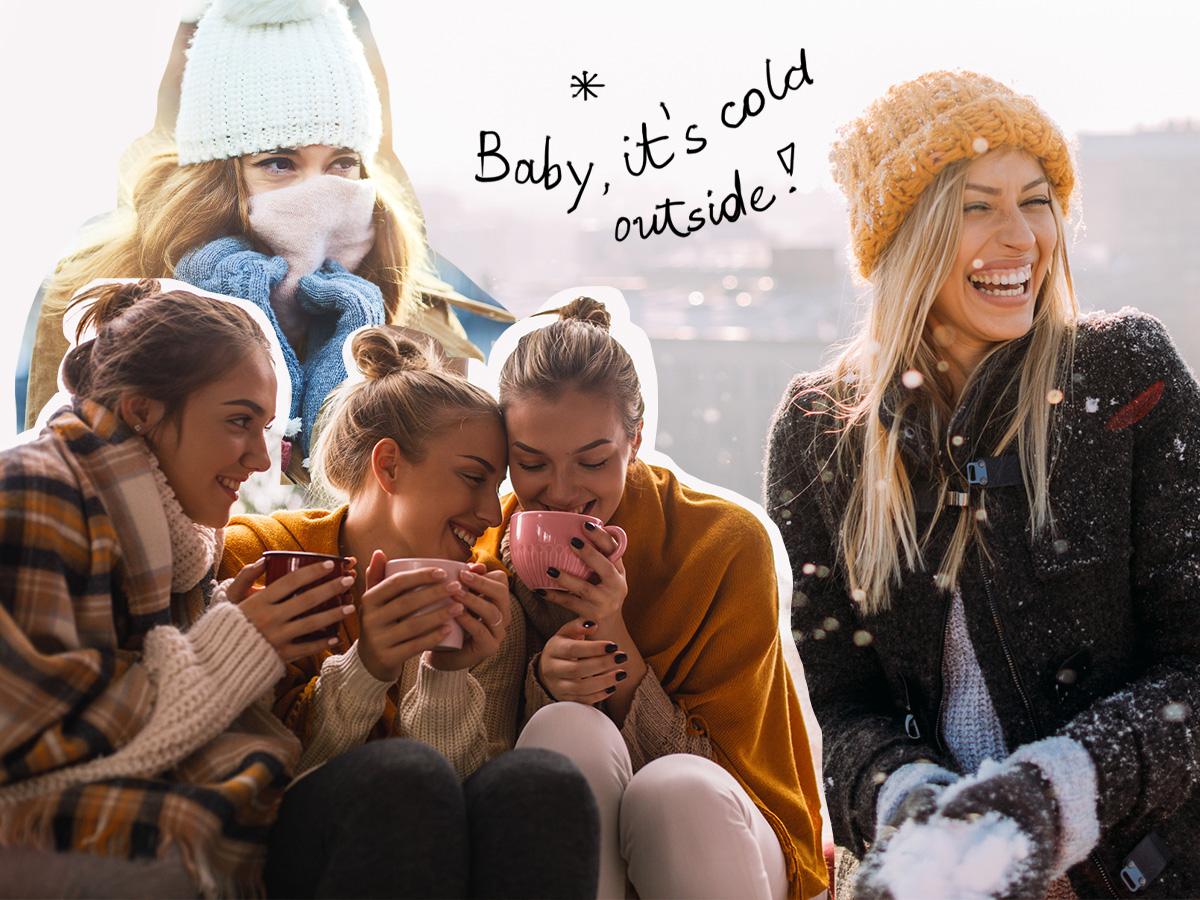 Τα διατροφικά μυστικά που θα σε κρατήσουν ζεστή αυτές τις κρύες ημέρες