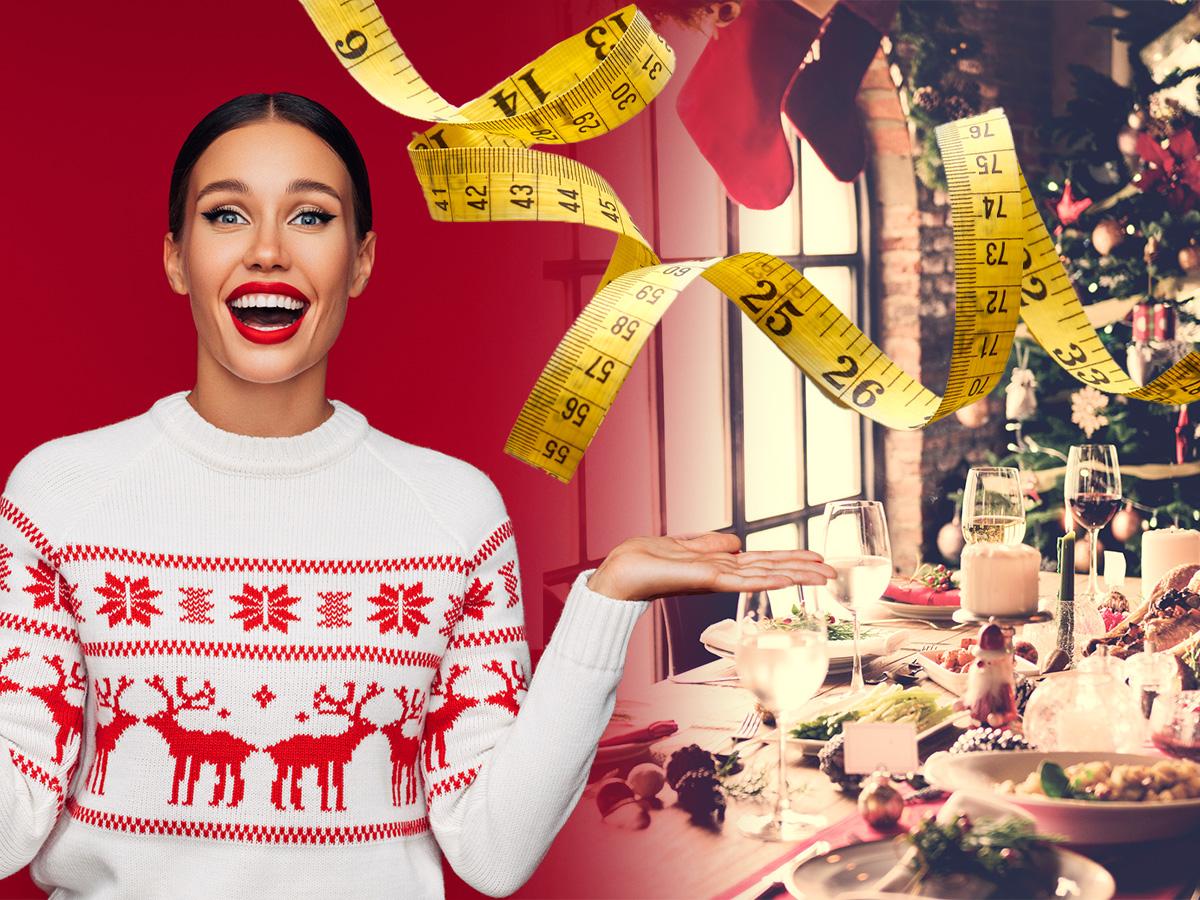 Γιορτινό τραπέζι: Οι συμβουλές της διαιτολόγου για να προστατεύσεις την σιλουέτα σου