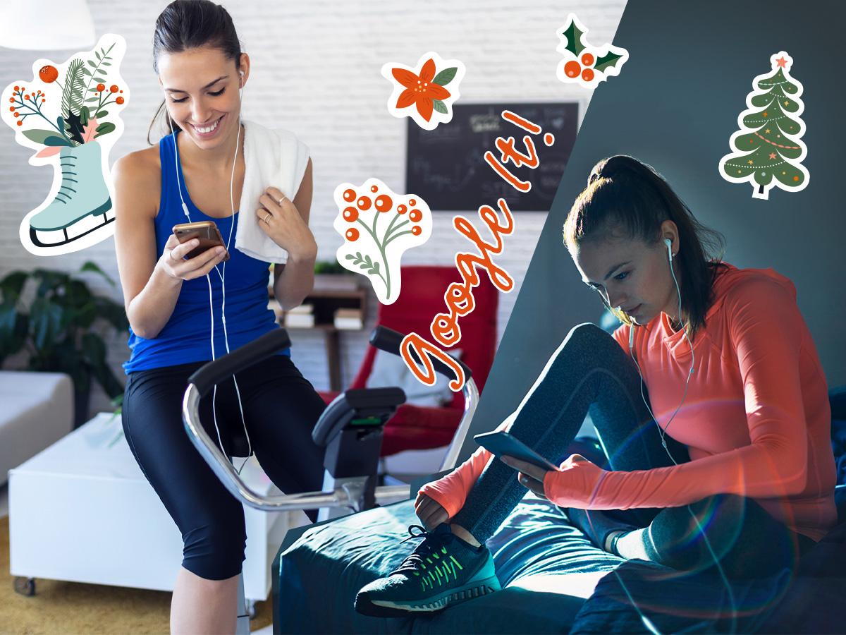 Αυτά είναι τα fitness θέματα που ψάξαμε περισσότερο φέτος στο Google