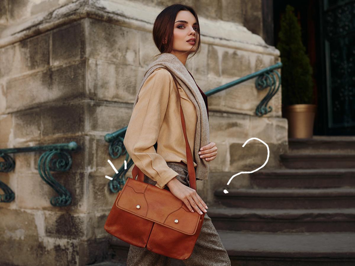 Κινητό, κλειδιά, ατζέντα, νεσεσέρ… Τι άλλο δεν πρέπει να λείπει από την τσάντα σου;