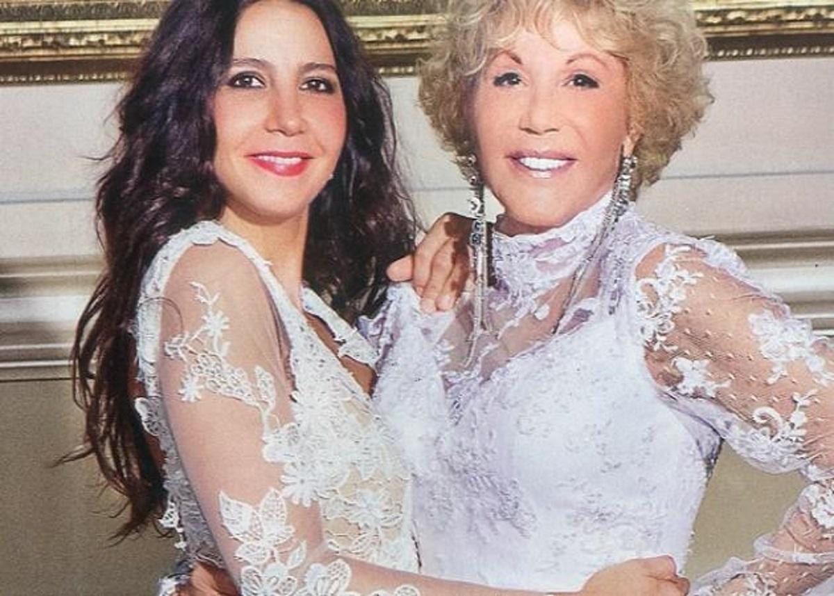 """Μαρία Ελένη Λουκουρέζου: Θυμάται τη μαμά της Ζωή Λάσκαρη – """"Σαν σήμερα είχες τα γενέθλιά σου"""""""