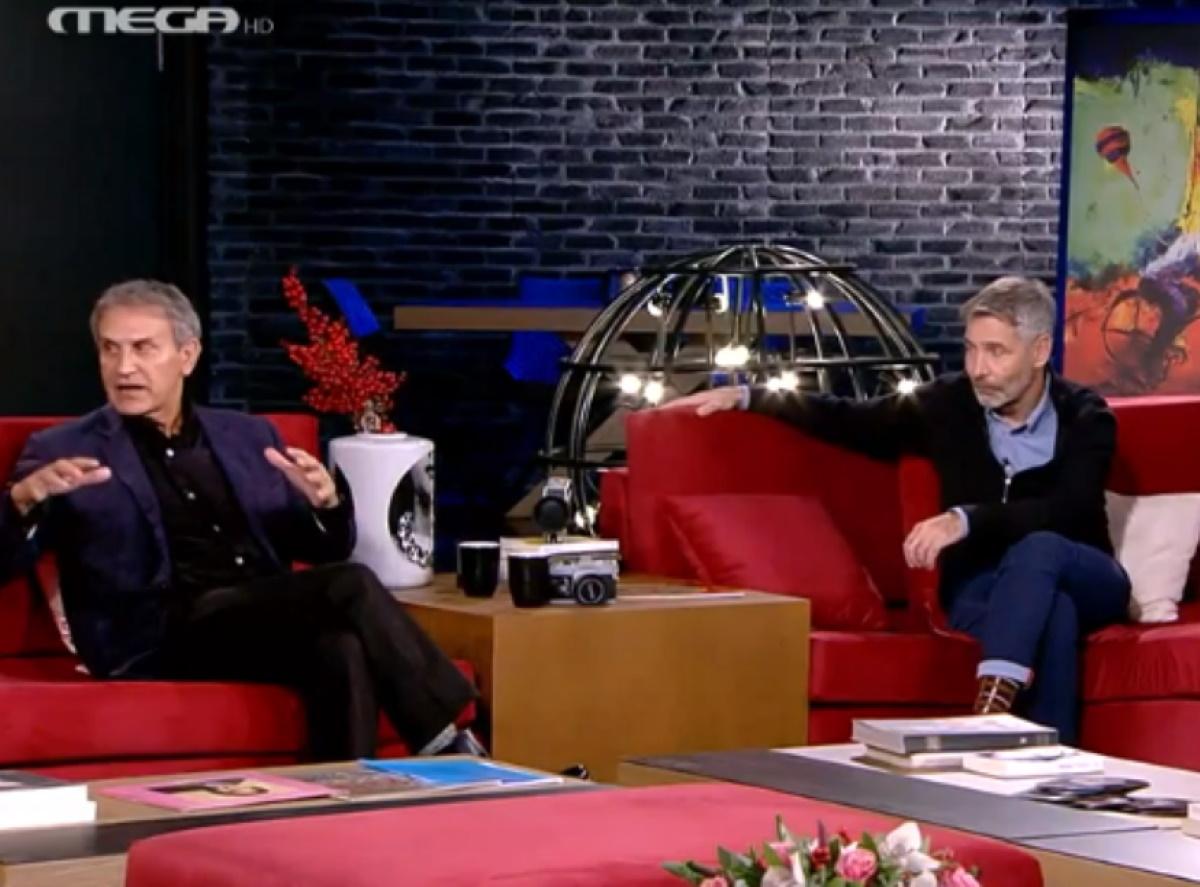 Γλυκερία, Νταλάρας και Αλεξίου στο αφιέρωμα για τον Απόστολο Καλδάρα στο Mega (βίντεο)
