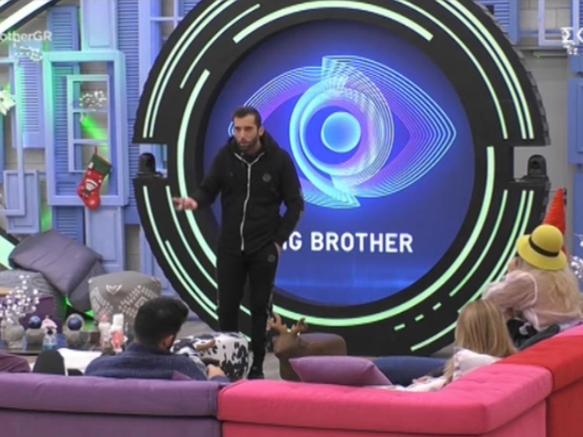 """Big Brother: Ανατροπή! Ψήφισαν """"ανοιχτά"""" μπροστά σε όλους – Άγριος τσακωμός ανάμεσα σε Άννα – Μαρία και Κεχαγιά"""