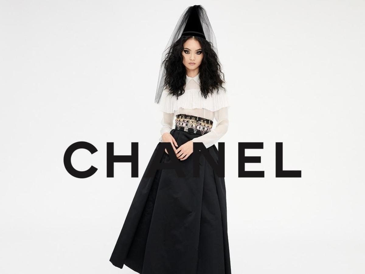 H Chanel ντύνει το μοντέλα γοτθικές πριγκίπισσες σε ένα αναγεννησιακό show!