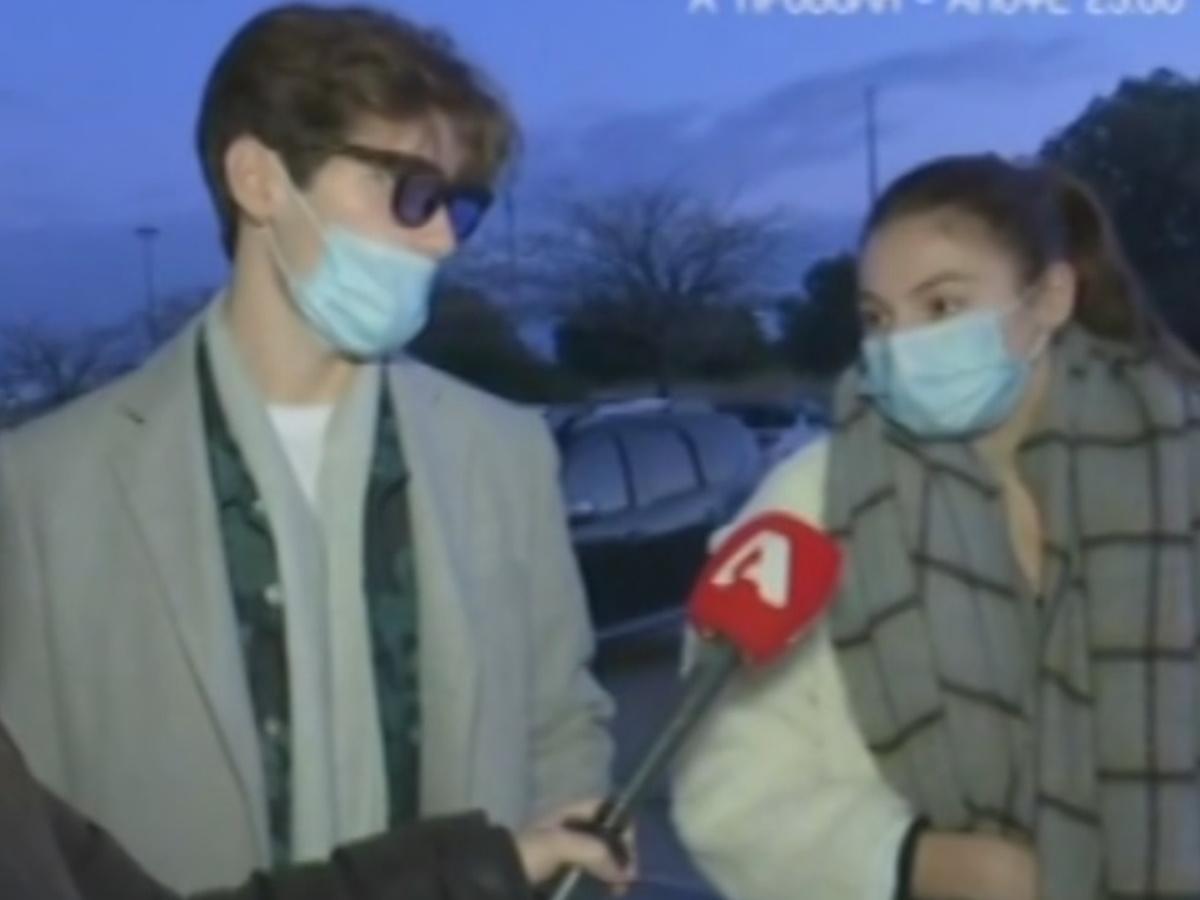 Αιμιλιάνο – Μαριαγάπη: Η πρώτη κοινή εμφάνιση του ζευγαριού μετά το GNTM! Όλα όσα δήλωσαν (video)