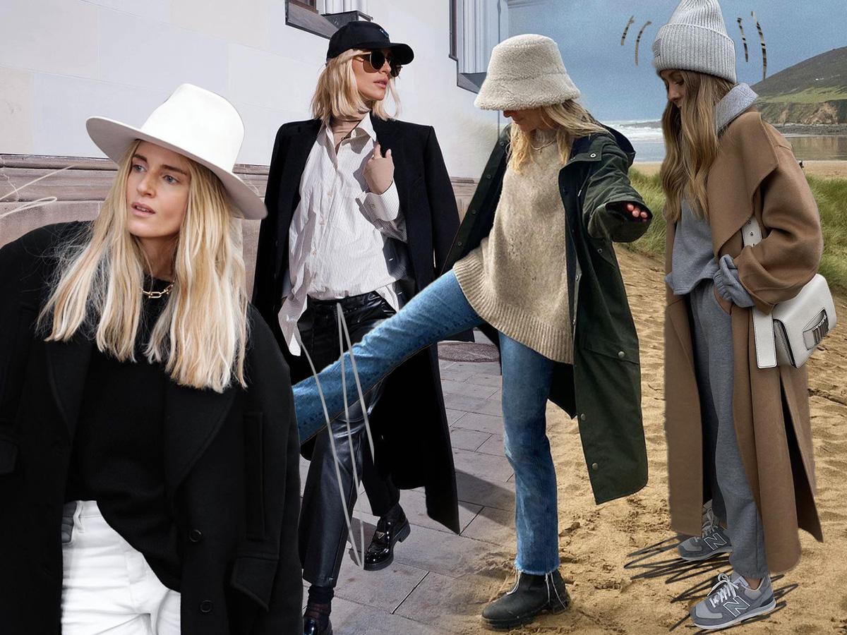 Σκούφοι και καπέλα για το κρύο! Tι φοράνε φέτος οι influencers και πώς τα συνδυάζουν