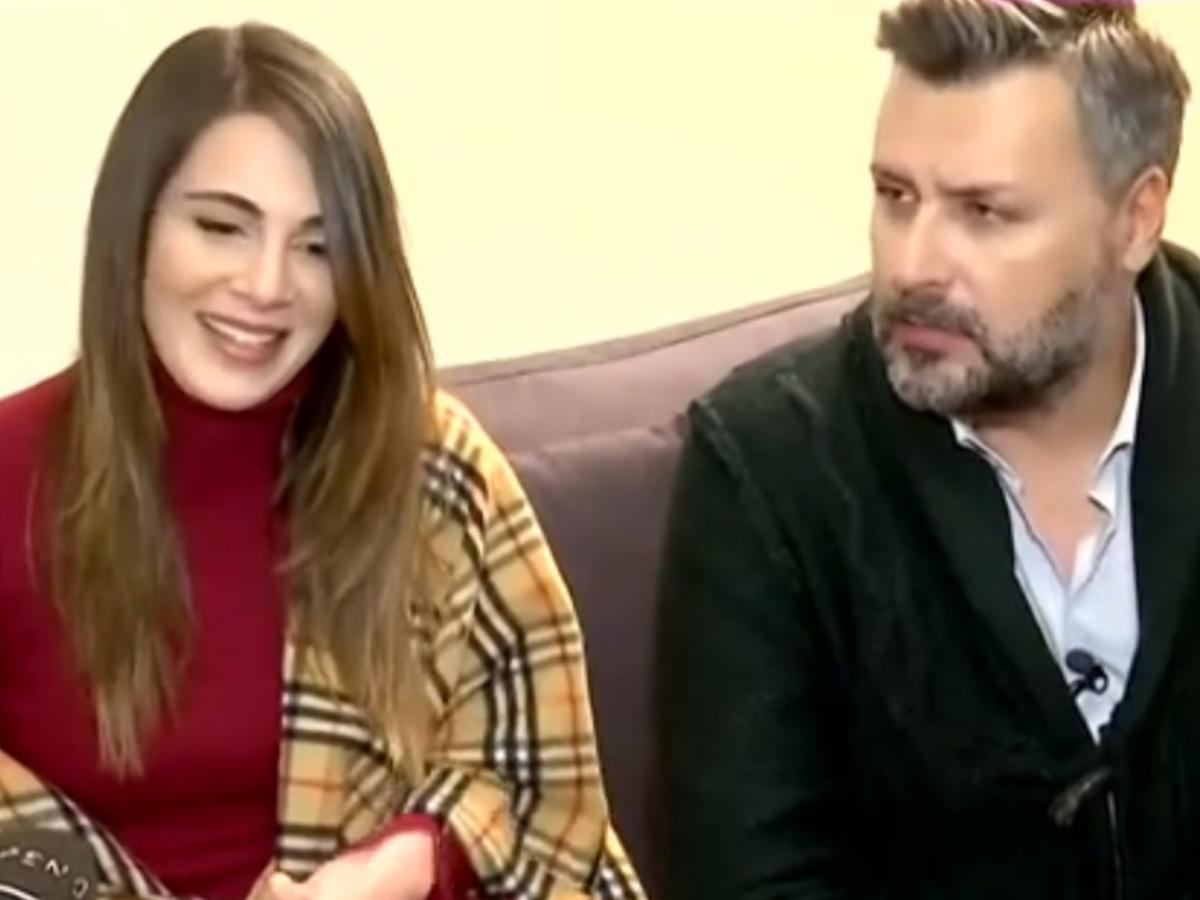 Γιάννης Καλλιάνος – Χάρις Δαμιανού: Μιλούν πρώτη φορά στην κάμερα για τον ερχομό του παιδιού τους