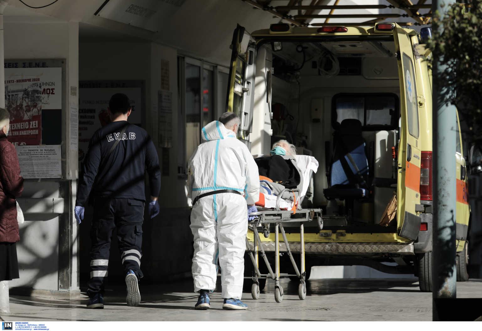 Κορονοϊός:1382 νέα κρούσματα σήμερα – 102 νεκροί