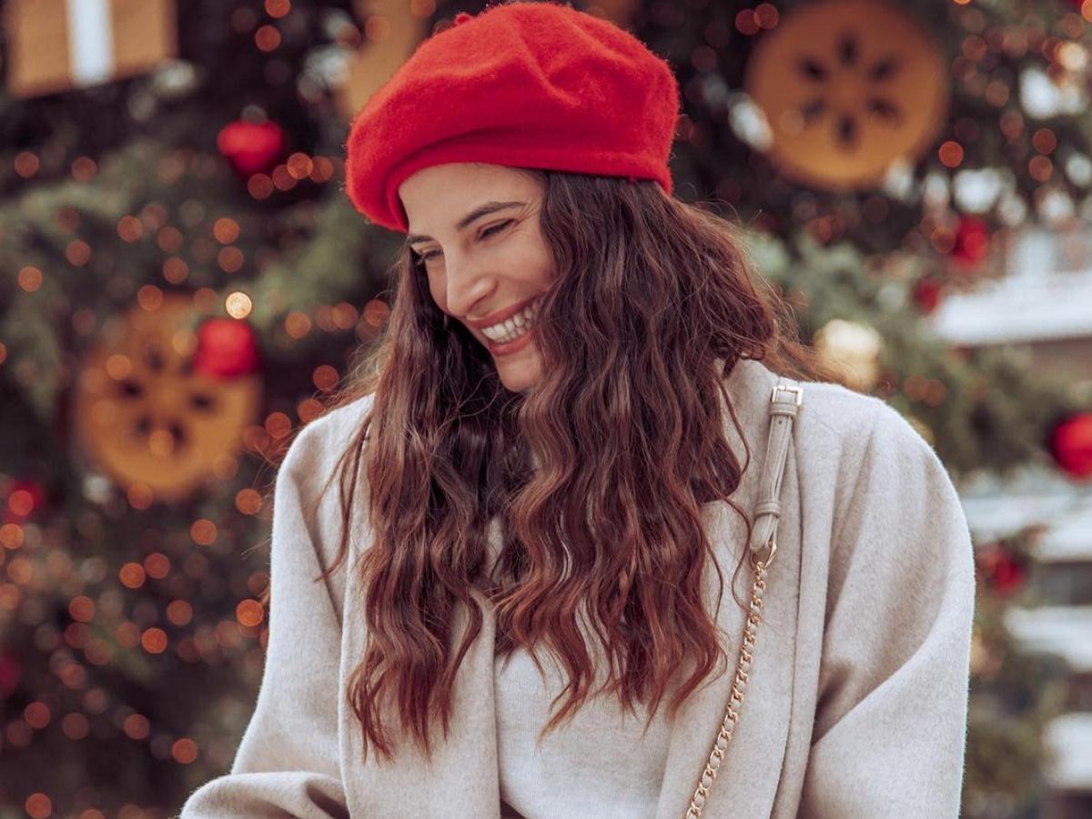 Χριστίνα Μπόμπα: Οι πυρετώδεις προετοιμασίες της εγκυμονούσας για το χριστουγεννιάτικο τραπέζι