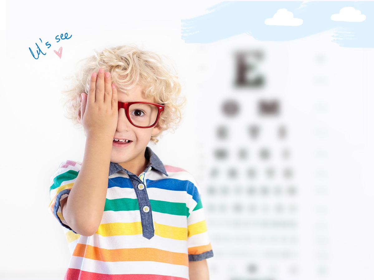 Πώς εξελίσσεται η όραση ενός παιδιού από 0 έως 6 ετών! Ο Δρ. Σπύρος Μαζάνης εξηγεί