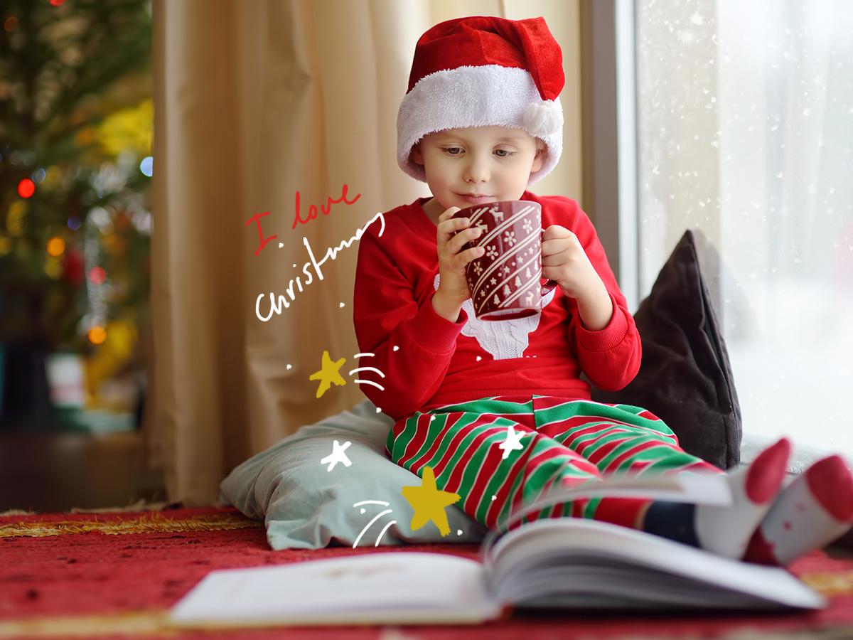 Ψάχνεις δώρο για το παιδί σου; Τα χριστουγεννιάτικα βιβλία που δεν πρέπει να λείπουν από τη λίστα σου