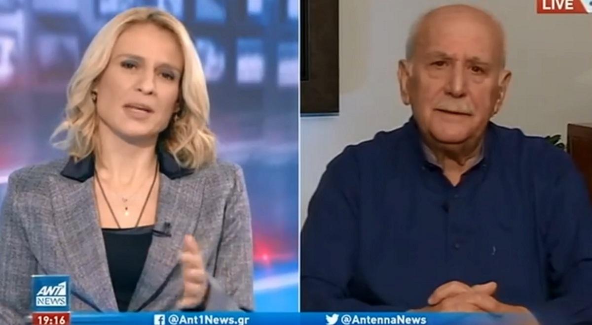 """Ο Γιώργος Παπαδάκης παραδέχεται: """"Θα είμαι από τους πρώτους που θα κάνουν το εμβόλιο του κορονοϊού"""" (video)"""