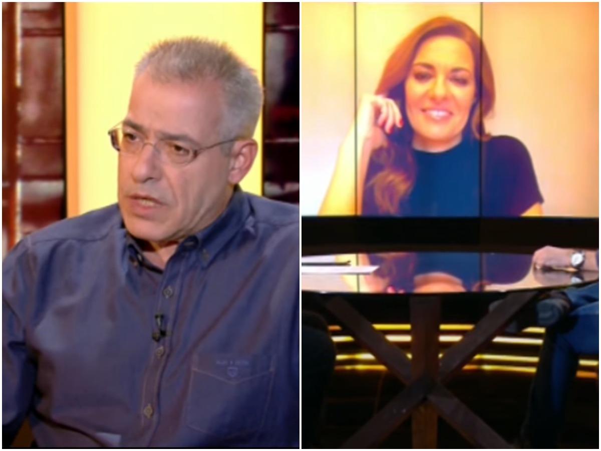 """Νίκος Μάνεσης: Η έκπληξη της Φαίης Μαυραγάνη, ο τρόπος που γνωρίστηκαν και η """"ιδιορρυθμία"""" του (video)"""
