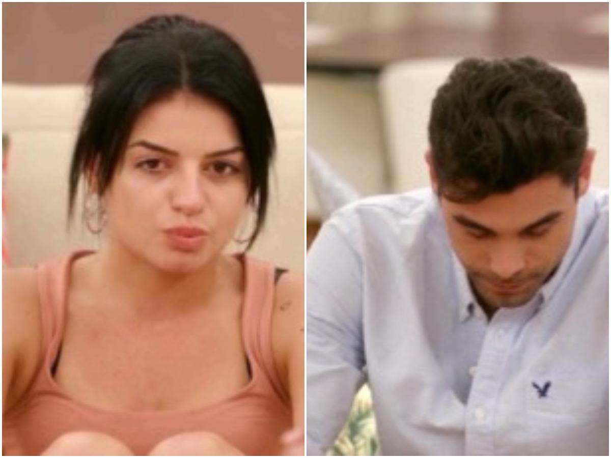 "The Bachelor: Έξαλλη η Αντζελίνα με τον Παναγιώτη -""Νομίζεις μου αρέσει αυτό που βλέπω;"" (video)"