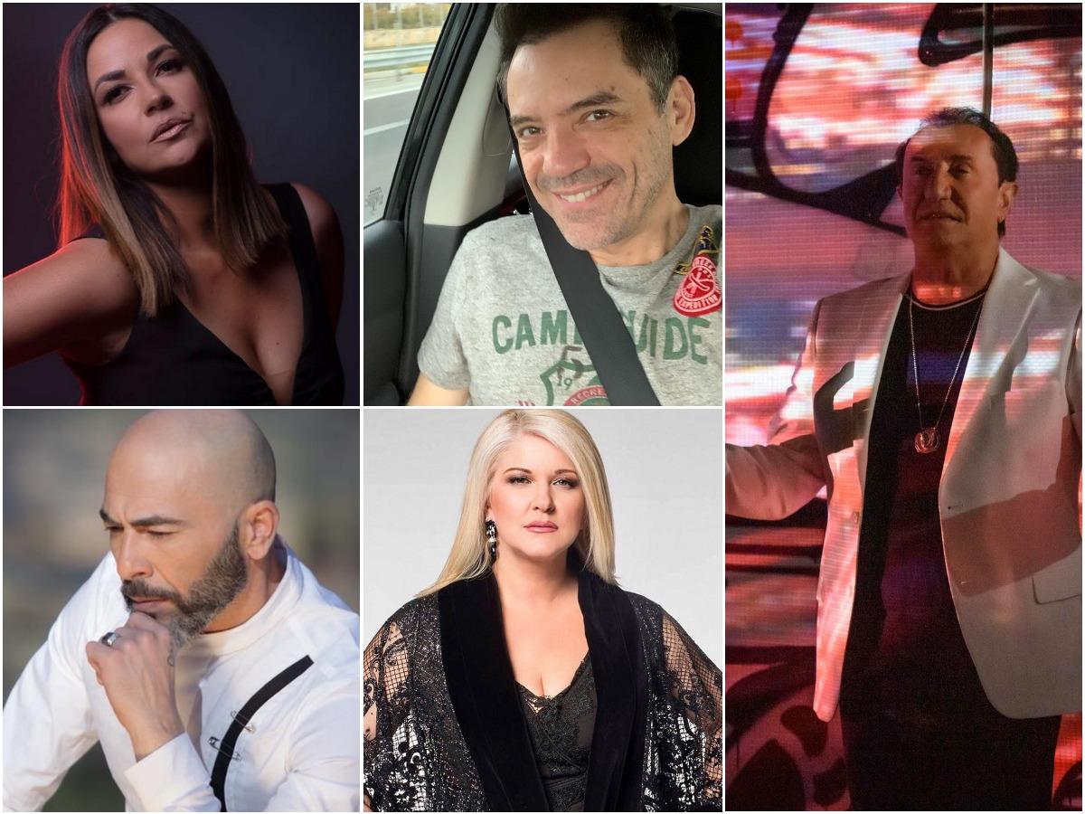 Διαφορετική Πρωτοχρονιά για τους καλλιτέχνες – Πρώτη φορά που θα αλλάξουν χρόνο στο σπίτι τους! Τι υποστηρίζουν στο T-Live