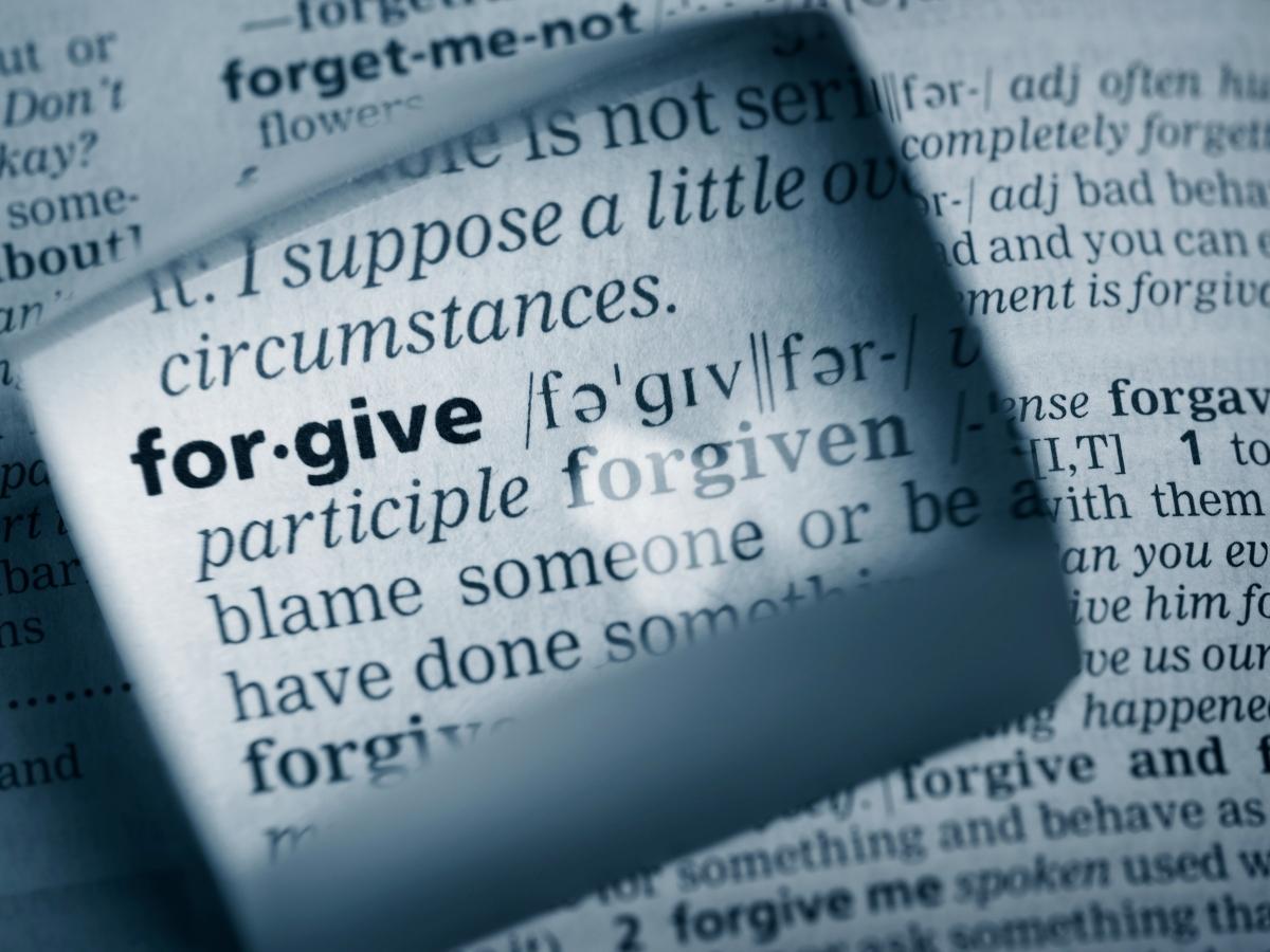 Η σημασία της συγχώρεσης: ένα σημαντικό βήμα που πρέπει να κάνεις για να ξεμπλοκάρει η ζωή σου!