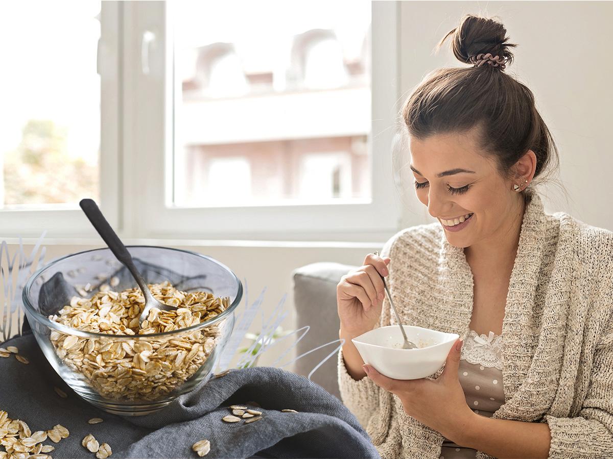 Βρώμη: 5 λόγοι που πρέπει να βρίσκεται στο πρωινό σου
