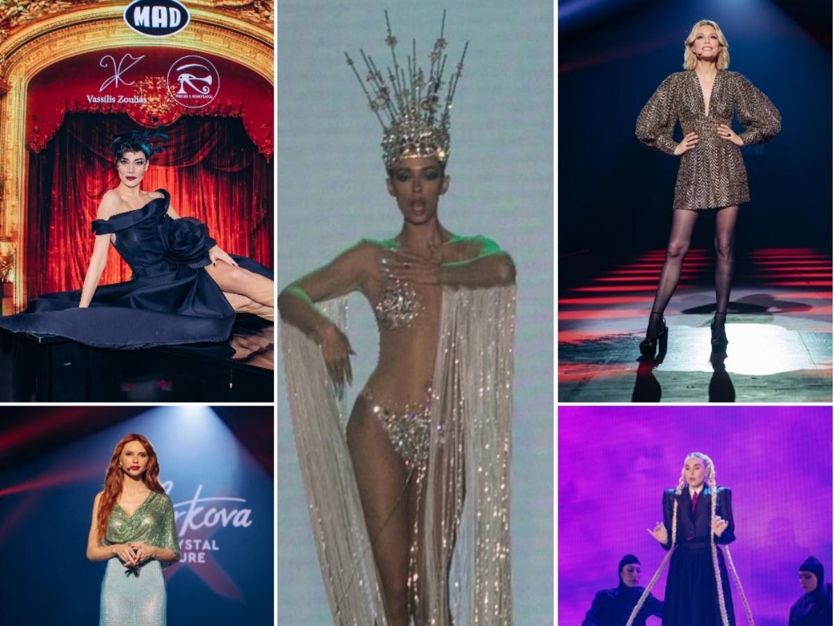 Madwalk: Όλες οι εκρηκτικές εμφανίσεις του λαμπερού show που παντρεύει τη μουσική με τη μόδα
