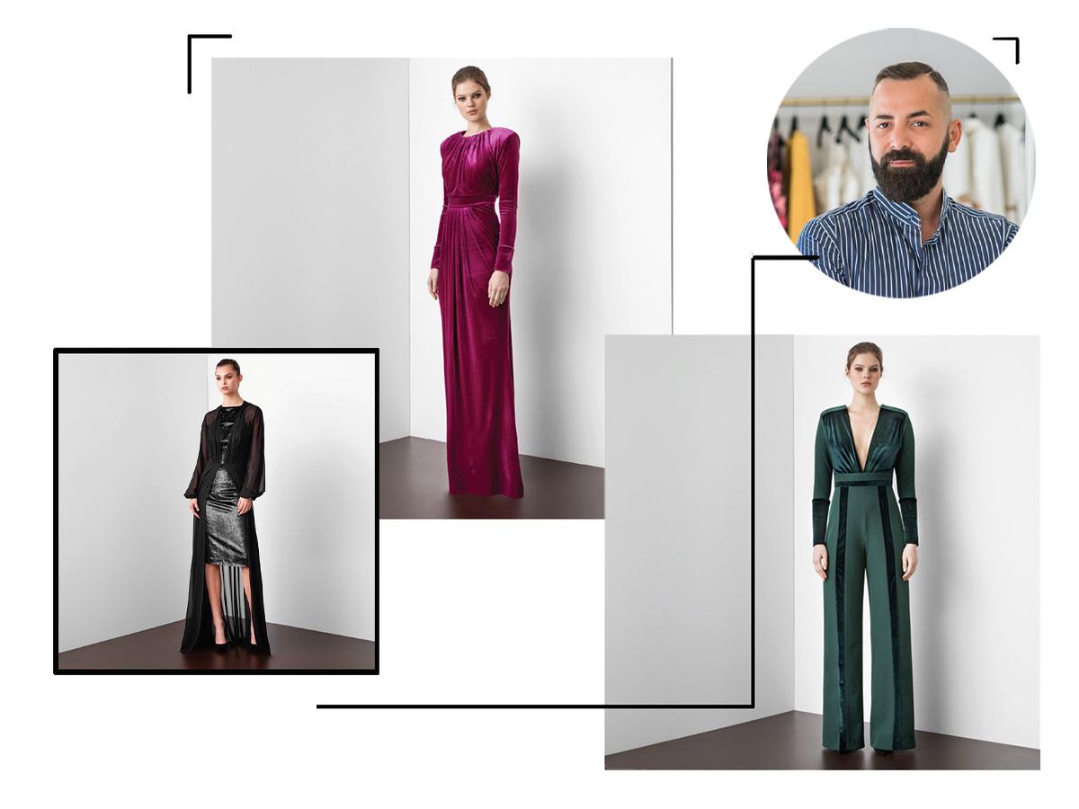 Spiros Stefanoudakis: Ο Έλληνας σχεδιαστής ανοίγει τα φτερά του στην εβδομάδα μόδας του Παρισιού