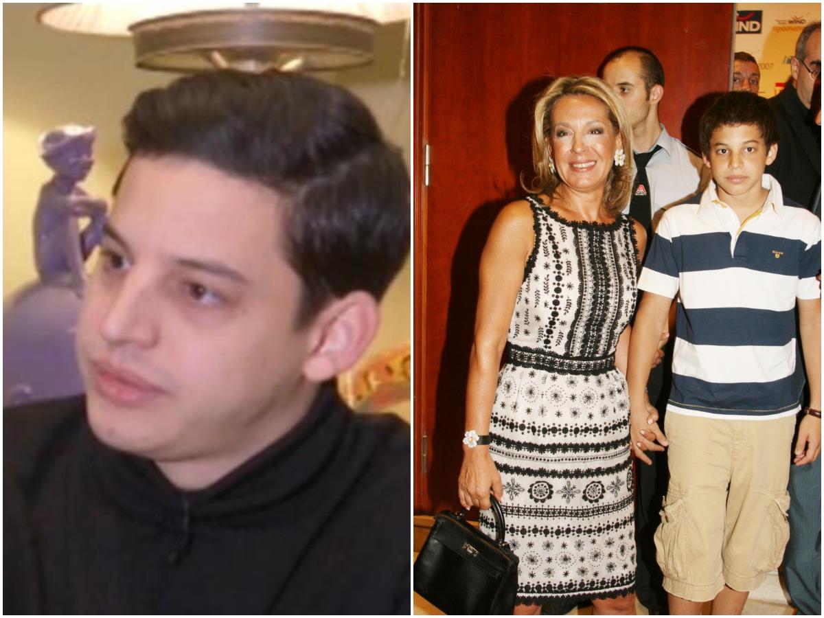 Όλγα Τρέμη – Χρήστος Παναγιωτόπουλος: Ο γιος τους μας συστήνεται πρώτη φορά on camera
