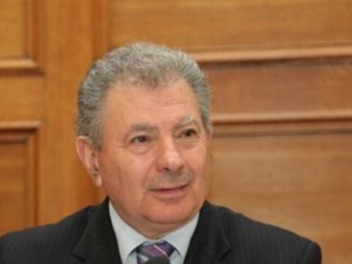 Βρέθηκε νεκρός ο πρώην υπουργός Σήφης Βαλυράκης