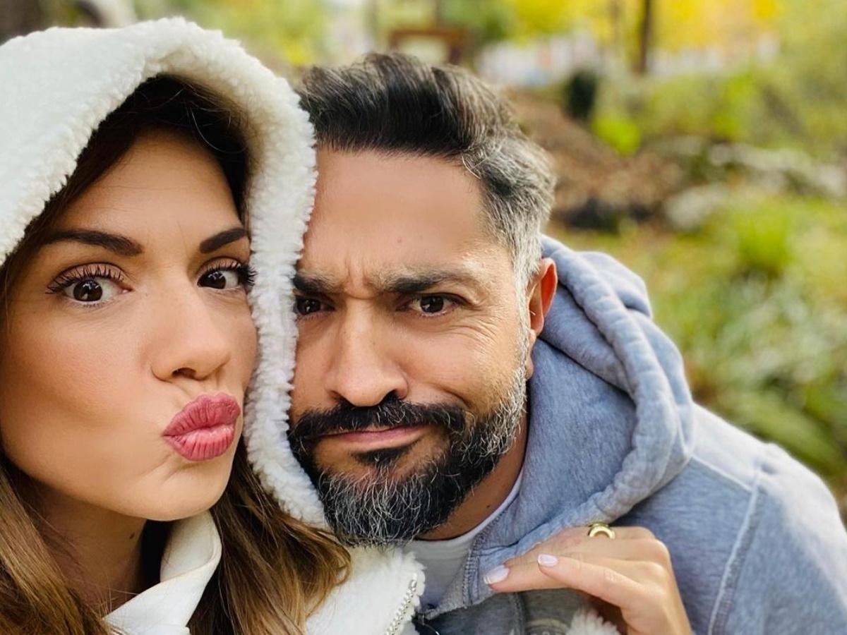 Βάσω Λασκαράκη: Ο σύζυγός της έχει γενέθλια και η ηθοποιός του στέλνει τις πιο τρυφερές ευχές της