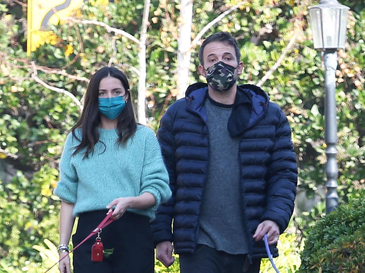 Ben Affleck: Χώρισε μετά από έναν χρόνο σχέσης με την καλλονή Ana de Armas