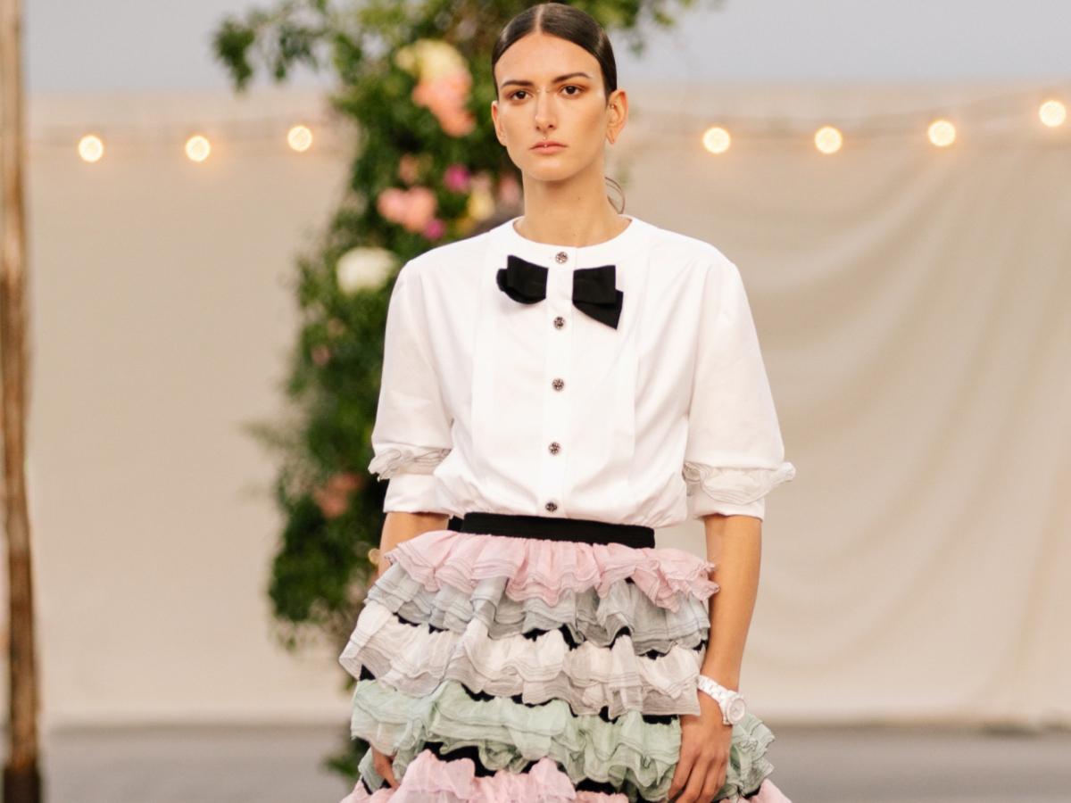 Το εντυπωσιακό Couture show της Chanel