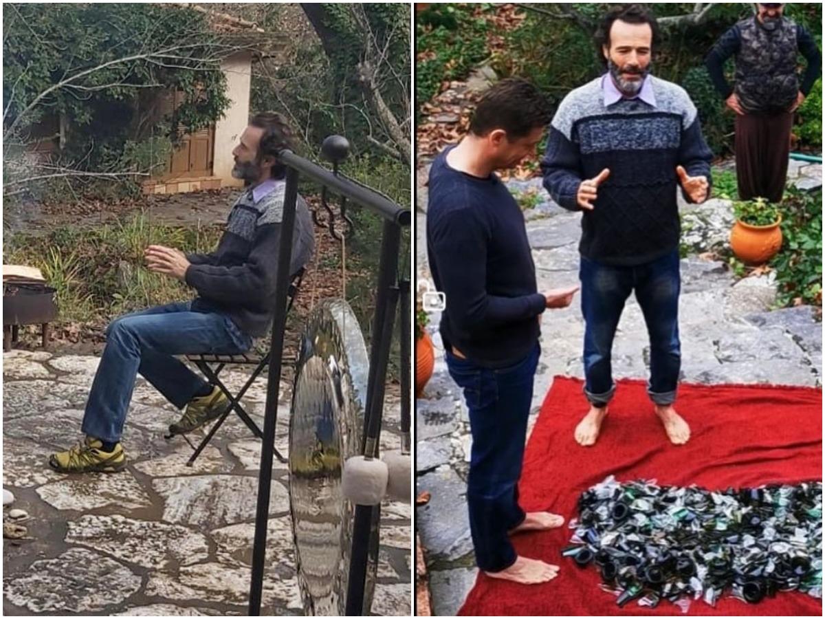 """Θανάσης Ευθυμιάδης: Περπάτησε σε σπασμένα γυαλιά – """"Από τότε που γνώρισα την Άννα δεν άγγιξα άλλη"""""""