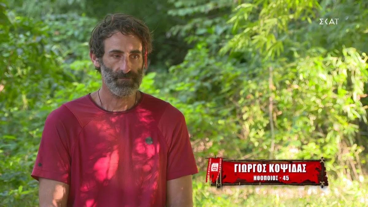 Survivor: Στο νοσοκομείο ο Γιώργος Κοψιδάς