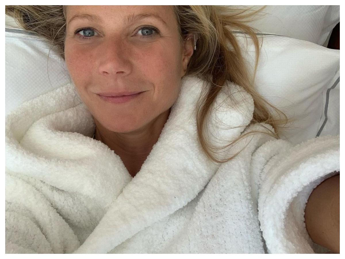 Πρέπει να δεις την αντίδραση της Gwyneth Paltrow όταν πέφτει από τα χέρια της το αγαπημένο της προϊόν skincare